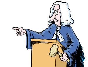 Quan tòa cũng chịu thua