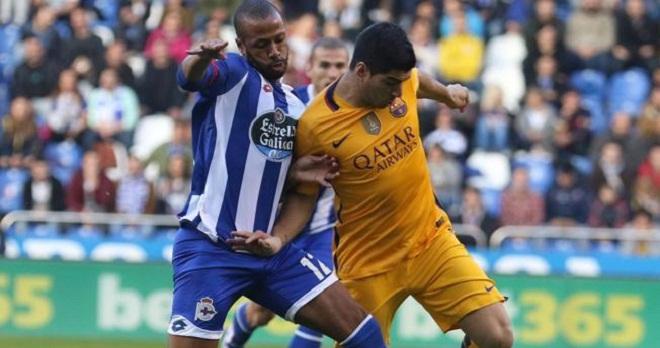 Barca sắp mua xong cầu thủ Deportivo