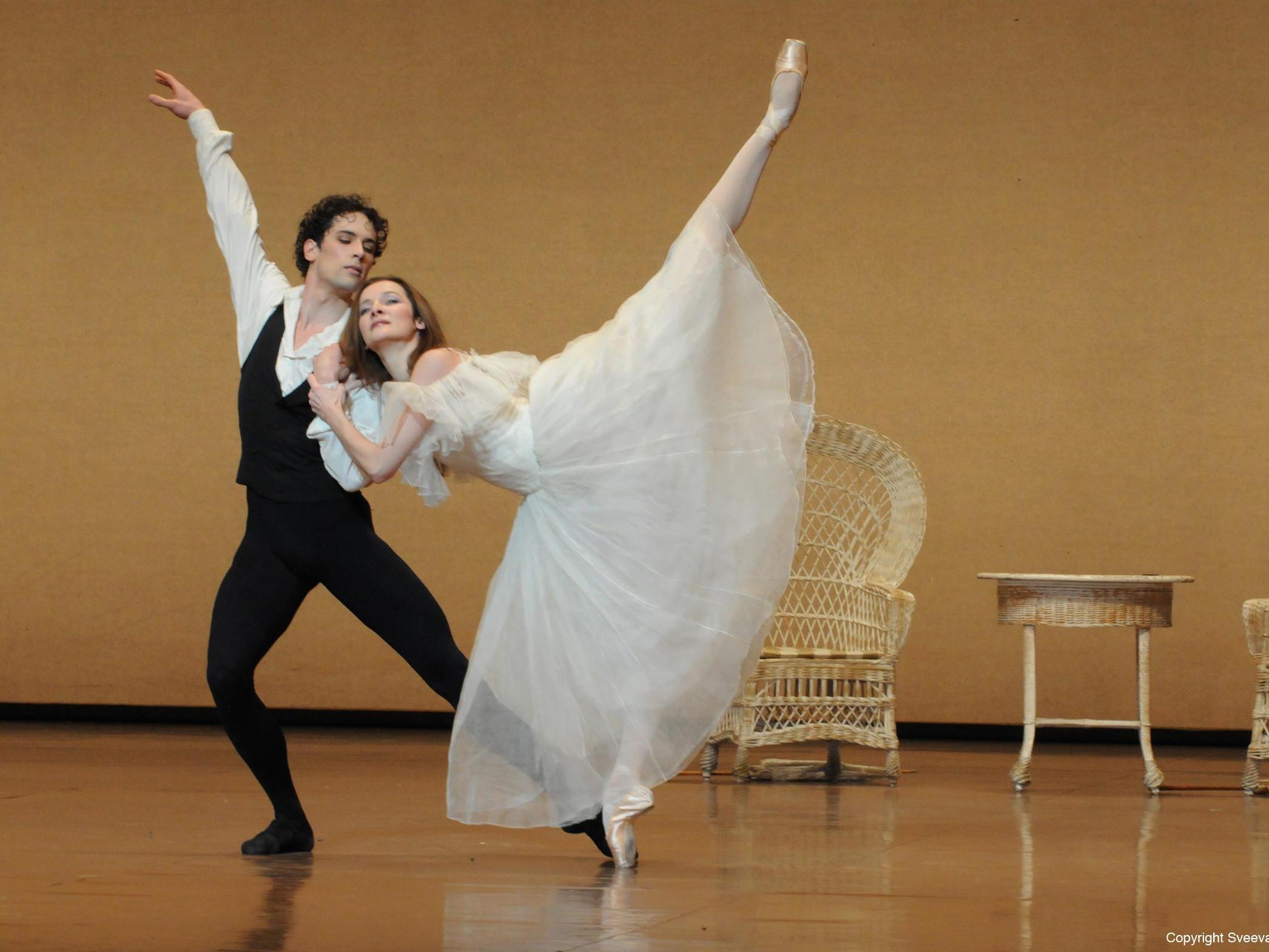 'Đại tiệc' ballet đỉnh cao lần đầu tiên tại Hà Nội