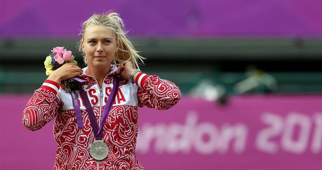 Tennis ngày 26/5: Sharapova có tên trong đội hình Olympic của Nga. Gasquet bênh vực Kyrgios