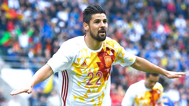 Nolito: Hàng thải Barca, sao mới ở tuyển