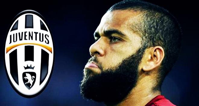 Dani Alves chắc chắn gia nhập Juventus