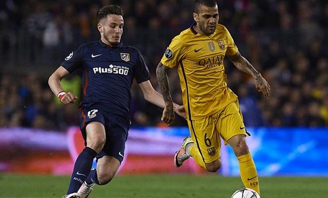 Barcelona xác nhận Dani Alves ra đi, KHÔNG mua Bellerin