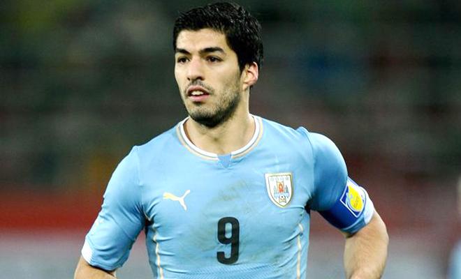 07h00 ngày 06/06, Mexico – Uruguay: Không Suarez, Uruguay sẽ tầm thường