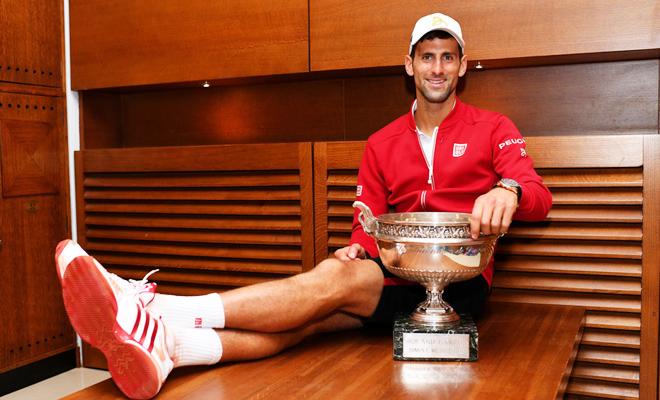 Bây giờ, Djokovic sẽ 'tấn công' Federer