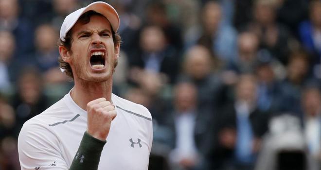 Andy Murray: Kém may mắn vì sinh cùng thời Djokovic