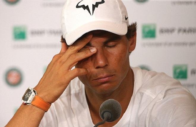 Rafael Nadal và những nỗi đau không lời