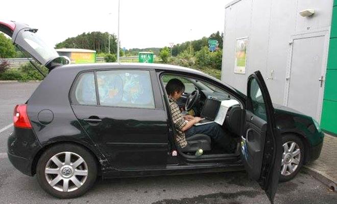 Trên những nẻo đường EURO: 'Nước Pháp và tôi, dưới 4 bánh xe'