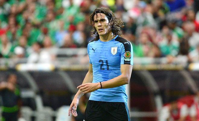 Uruguay thua Mexico trận ra quân: Nỗi đau không Luis Suarez