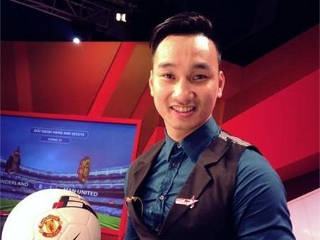 MC Thành Trung: 'Xem Euro, đội nào đá đẹp, tôi cổ vũ'