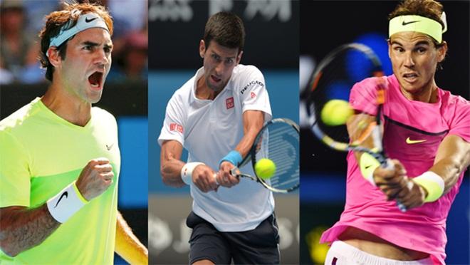 Vì sao ngay từ bây giờ Djokovic đã vĩ đại hơn Federer, Nadal?
