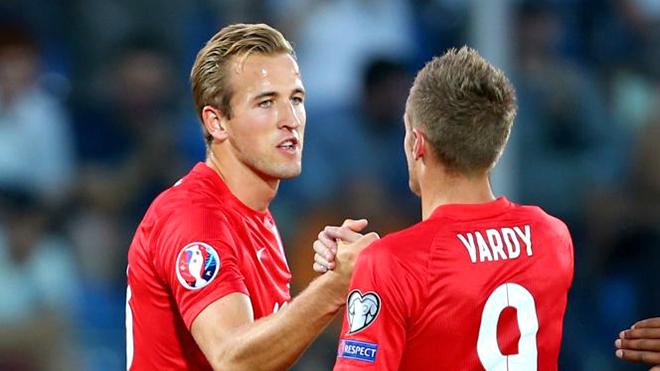 Hàng công tuyển Anh: Hãy loại bỏ Rooney, dùng Vardy - Kane!