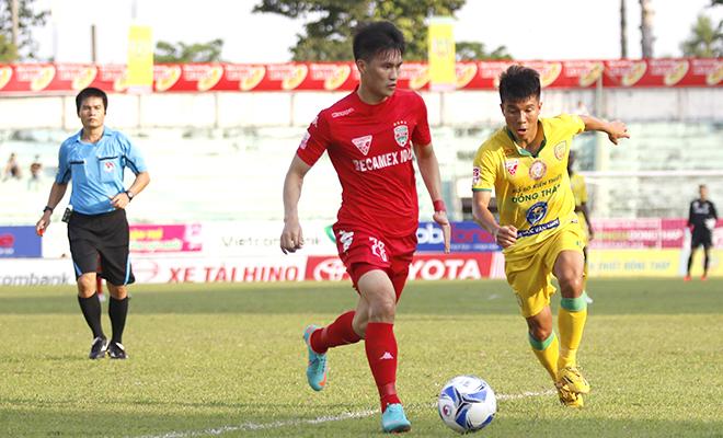Công Vinh: Số 1 ở tuyển Việt Nam nhưng không là số 1 tại B.Bình Dương