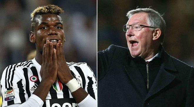 Pogba tiết lộ: 'Sir Alex quyết giữ, tôi quyết ra đi'