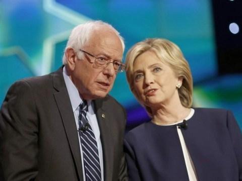 Ông Sanders tiếp tục tranh cử nhưng cam kết hợp tác với bà Clinton