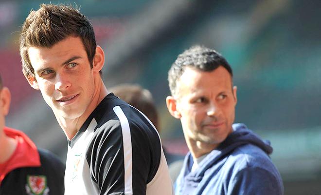 Gareth Bale: 'Ước gì Ryan Giggs được dự EURO 2016'