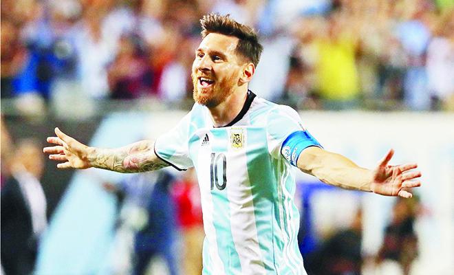 Đội tuyển Argentina: Panama, hồ sơ hay sự giải thoát cho Messi