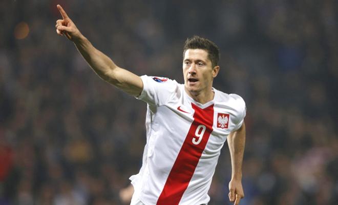 23h00, 12/06,Ba Lan – Bắc Ireland: Lewandowski là chìa khóa chiến thắng