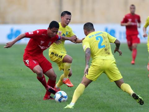 Lịch TRỰC TIẾP lượt đi vòng tứ kết Cup quốc gia 2016