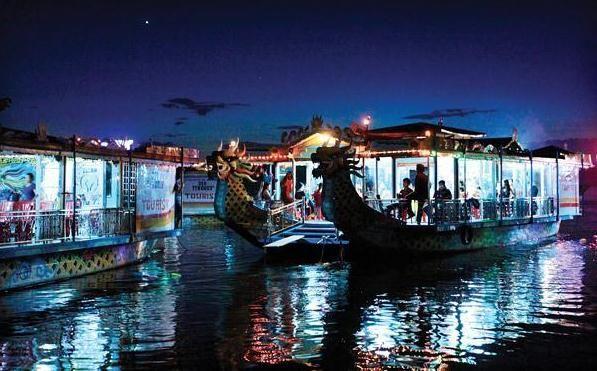 Thuyền rồng sông Hương sẽ bị đưa 'lên cạn' kiểm tra 3 năm/lần