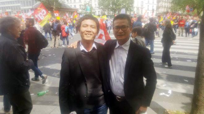 Thư EURO: Đi xem biểu tình ở Pháp