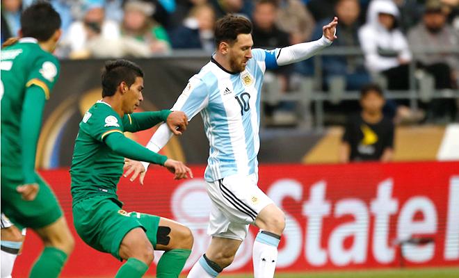 Copa America 2016 - Kết thúc vòng bảng: Nam Mỹ tâm tư, Bắc Mỹ mơ mộng