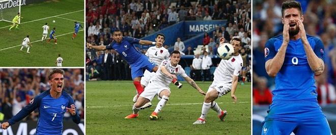Payet là hy vọng nhưng cũng là âu lo của tuyển Pháp