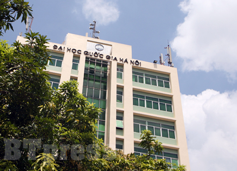 Đại học Quốc gia Hà Nội lọt top 150 trường đại học hàng đầu châu Á