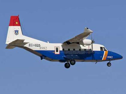 VIDEO NÓNG!!! Máy bay chở 9 người tìm kiếm Su 30-MK2 mất liên lạc