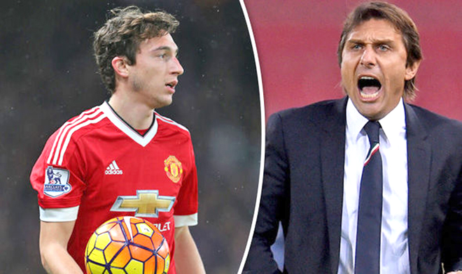 Matteo Darmian: Sau EURO là về... Chelsea?