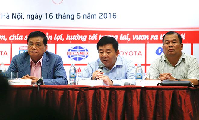 'V-League vẫn còn trọng tài tốt'
