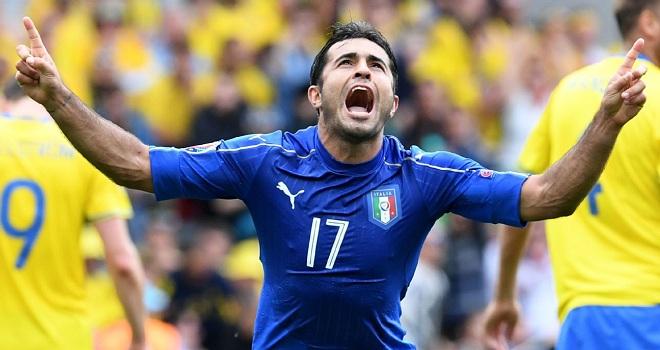 Người hùng Eder của Italy là ai?