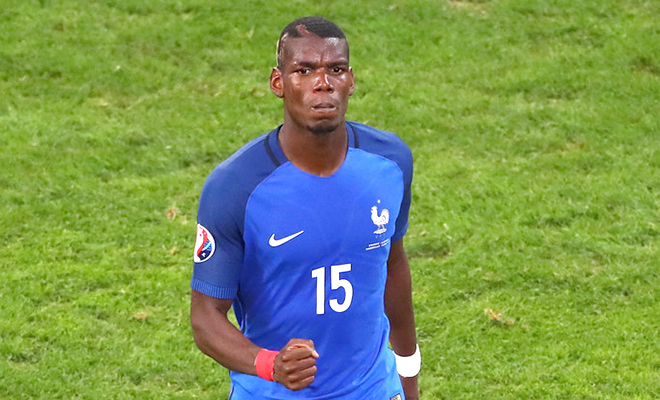 Pháp vẫn rất cần Pogba