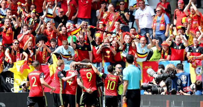 Một cổ động viên Bỉ thiệt mạng sau khi ăn mừng chiến thắng của đội nhà