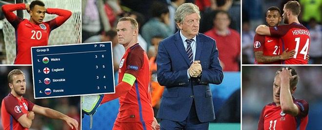 Tuyển Anh vào vòng 1/8: Bây giờ người Liverpool sẽ là điểm tựa cho Hodgson?