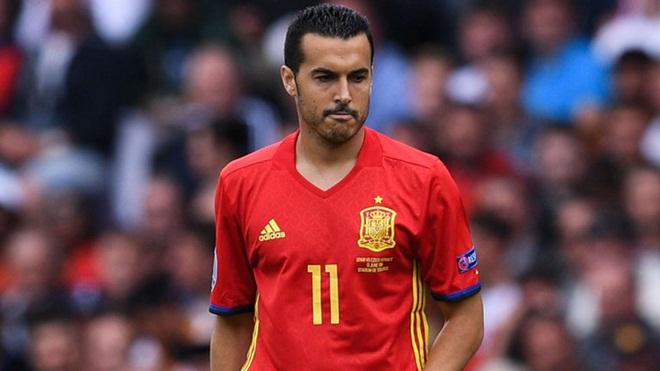 Báo Tây Ban Nha đòi Pedro...ngậm miệng vì phát biểu 'làm mình làm mẩy'