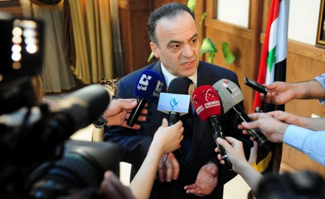 Bộ trưởng Điện lực trở thành Thủ tướng Syria