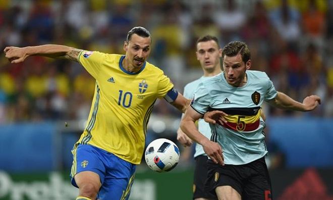 Tạm biệt Ibrahimovic, tượng đài vĩnh cửu và khác biệt của bóng đá Thụy Điển
