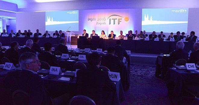 Việt Nam đăng cai Hội nghị thường niên Liên đoàn Quần vợt thế giới 2017