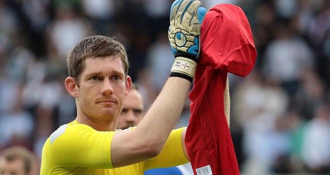 Chỉ thủ môn miễn phí này mới cản được Gareth Bale và xứ Wales?