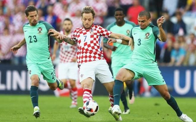THỐNG KÊ: Trận Bồ Đào Nha - Croatia NHẠT nhất EURO 2016