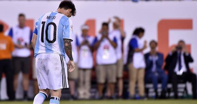 Chiêm ngưỡng 10 bàn thắng đẹp nhất Messi ghi cho Argentina