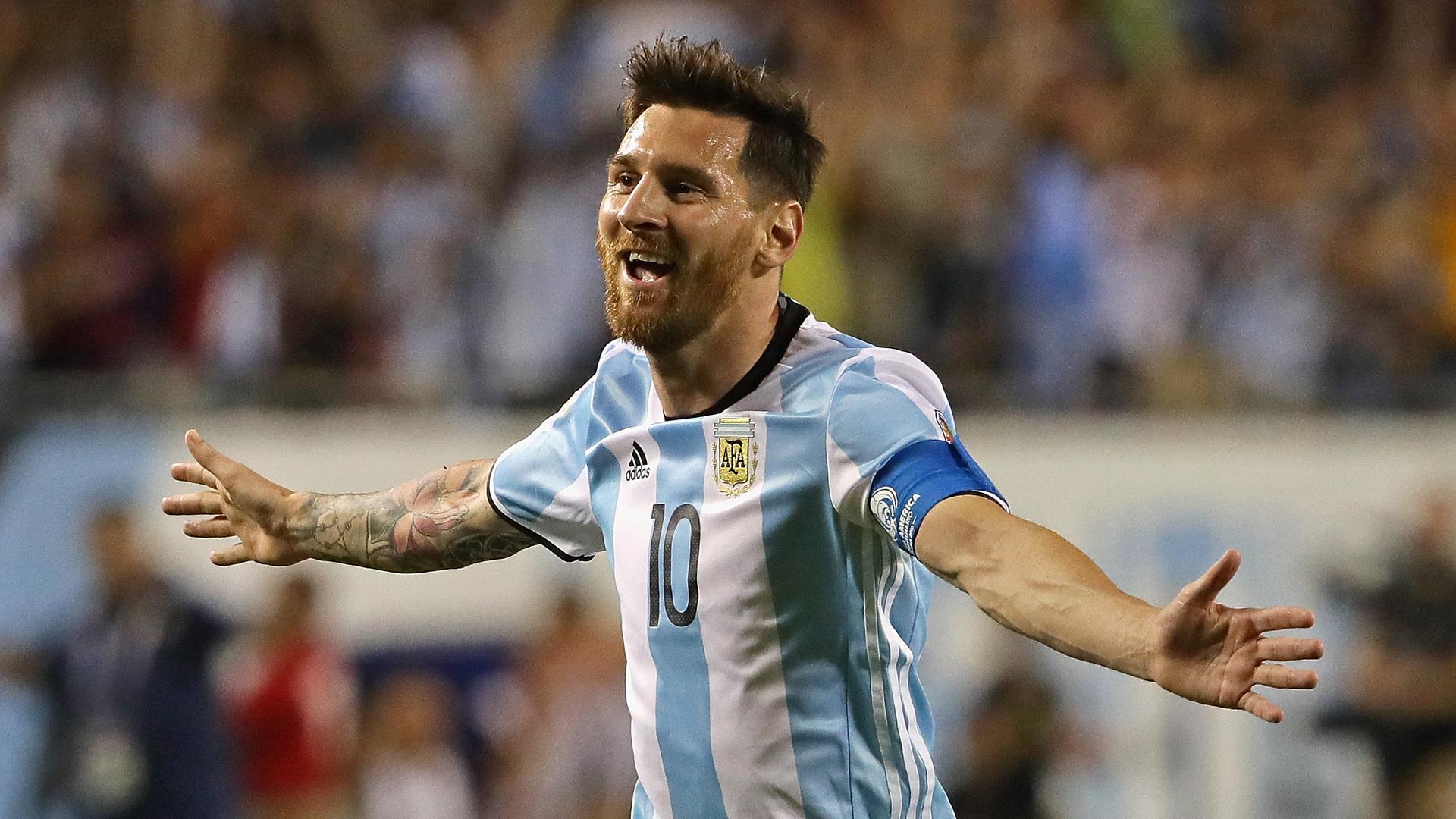 TOÀN BỘ 55 bàn thắng của Messi trong màu áo đội tuyển Argentina
