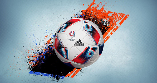 adidas tiết lộ về Fracas, quả bóng chính thức tại vòng knock-out UEFA Euro 2016