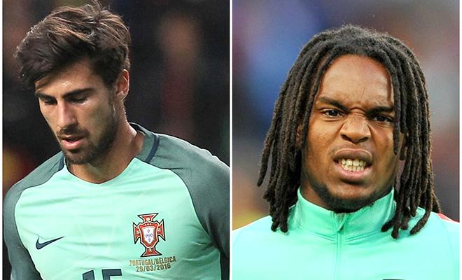 Bồ Đào Nha: Andre Gomes hay Renato Sanches?