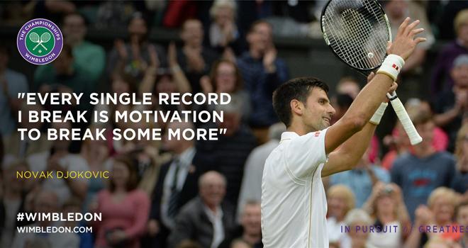 Tennis ngày 30/6: Wimbledon khốn đốn vì mưa lớn. Djokovic lập kỷ lục mới