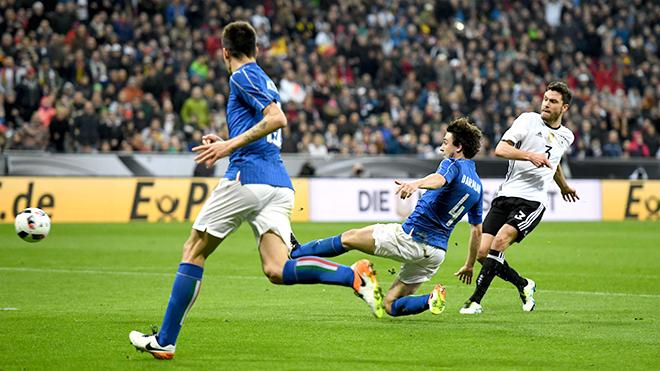 Đức - Italy: Thắng chung kết sớm, và vô địch?