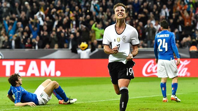 'Đức sẽ phá dớp trước Italy'