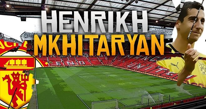 NÓNG: Dortmund xác nhận bán Mkhitaryan cho Man United với giá 26 triệu bảng