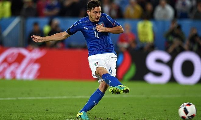 Barcelona nhắm mua 'tội đồ' của tuyển Italy